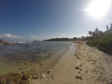 Playa de Tulum II