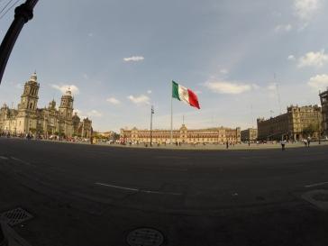 Plaza del Zócalo II