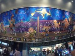 Mural de lucha libre