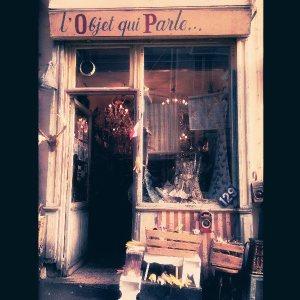 Tienda Paris