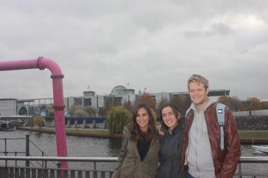 Amigos en Berlín